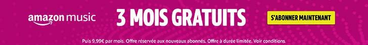 Commandez sur Amazon Music France