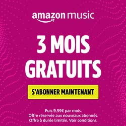 Commandez sur Amazon Music France